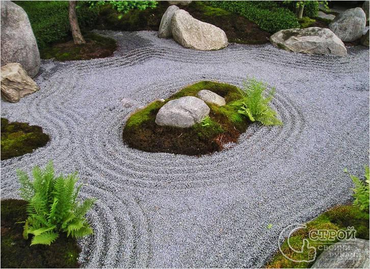 Бороздки символизируют воду