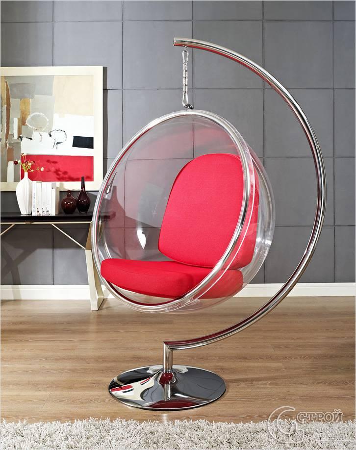 Такое кресло не сделать самостоятельно