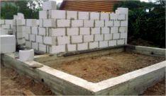 Гараж из керамзитобетонных блоков - современное решение