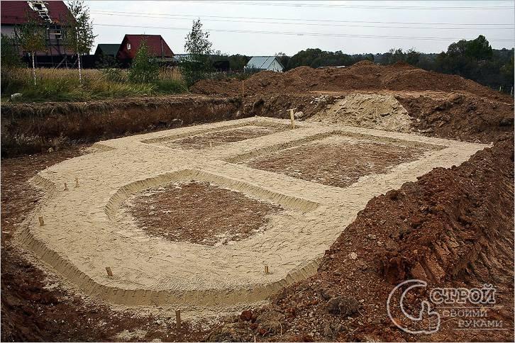 Построить дом из газосиликата своими руками