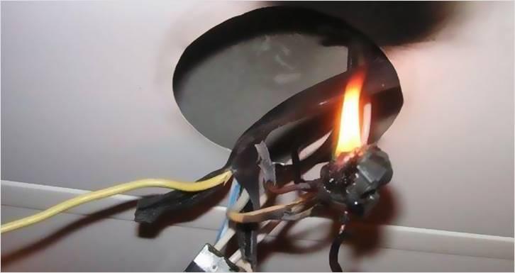 Поддельный клеммник Wago может сгореть