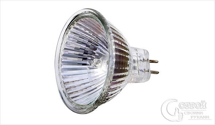 Галогенная лампа MR16