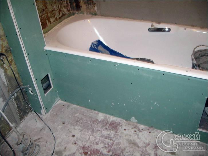 Облагораживание ванной