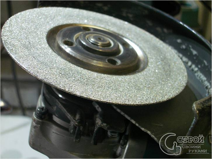 Заточный диск