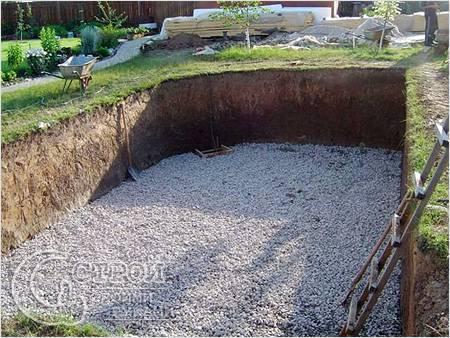 Как сделать бассейн на приусадебном участке