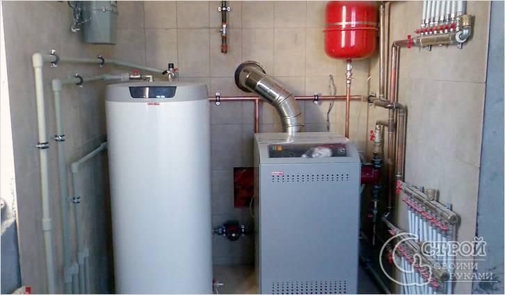 Электрокотлы для водяных теплых полов