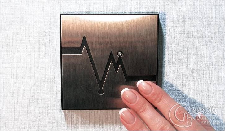 29ad68710bc1 Дизайн розеток и выключателей - варианты дизайна