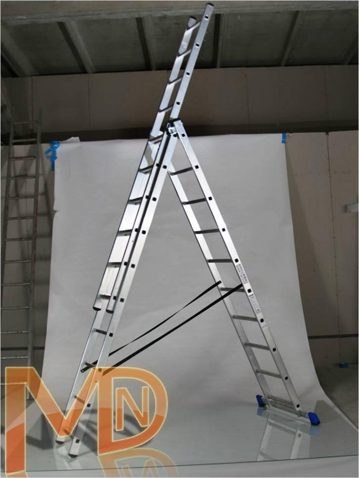 Стремянка – Оцинкованная  лестница-стремянка