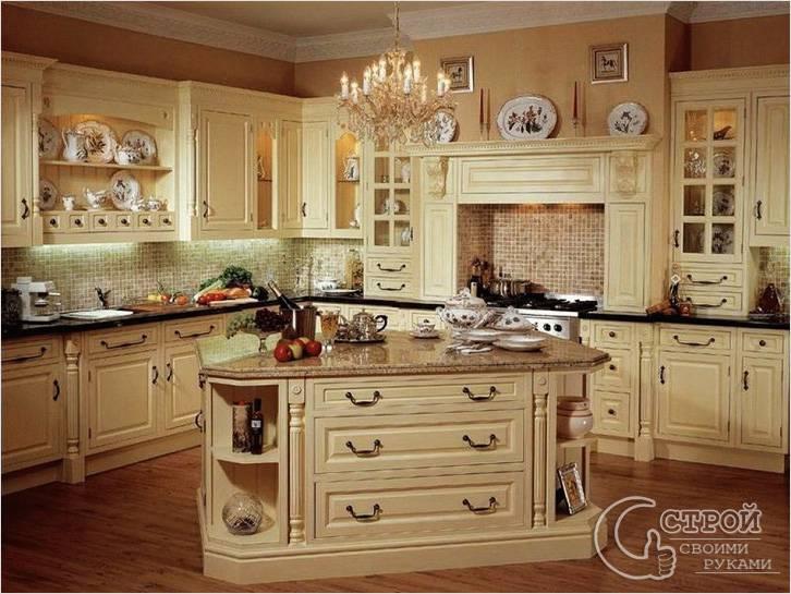 Стоит обыграть зону кухонной плиты