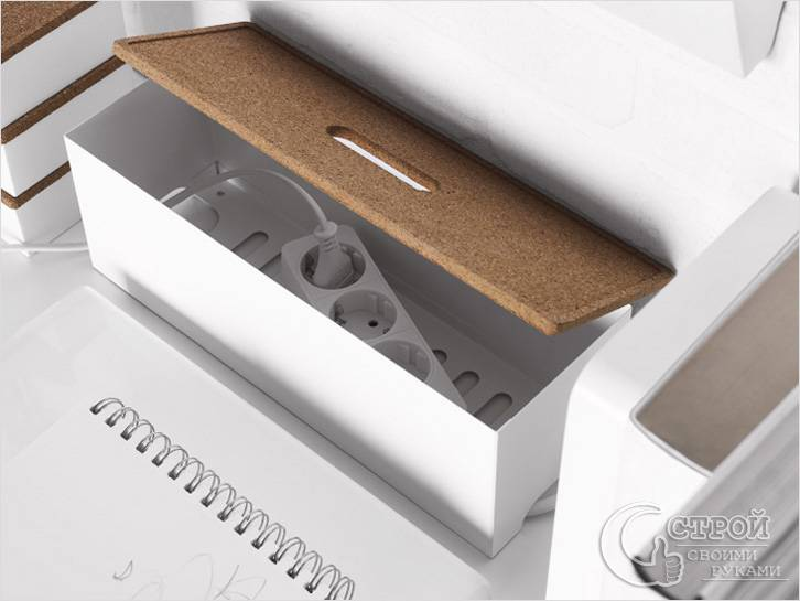 Коробка для удлинителя