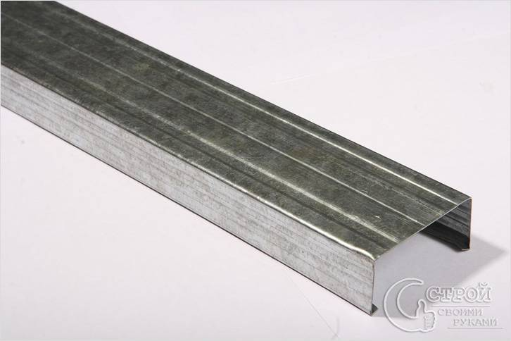 Алюминиевый профиль для потолка
