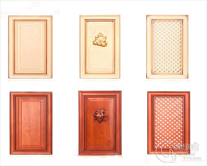 Фасады для кухонной мебели своими руками 34