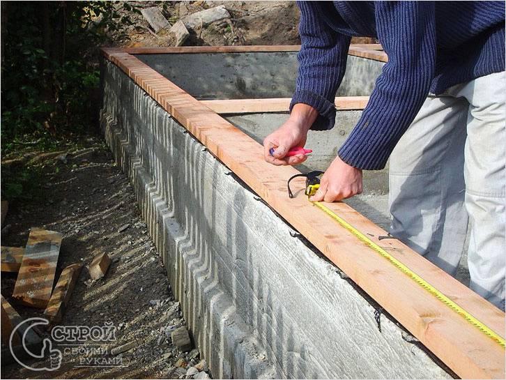 Построить гараж 6х4