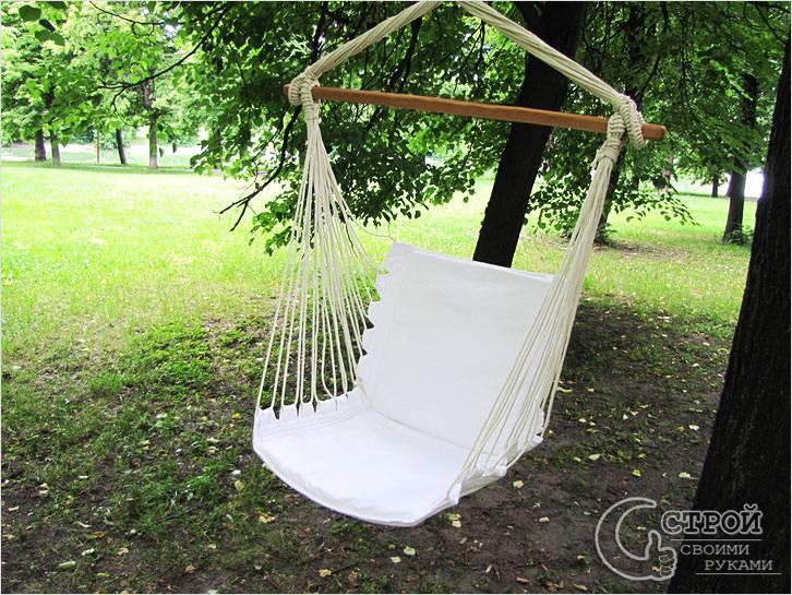Гамак в виде кресла