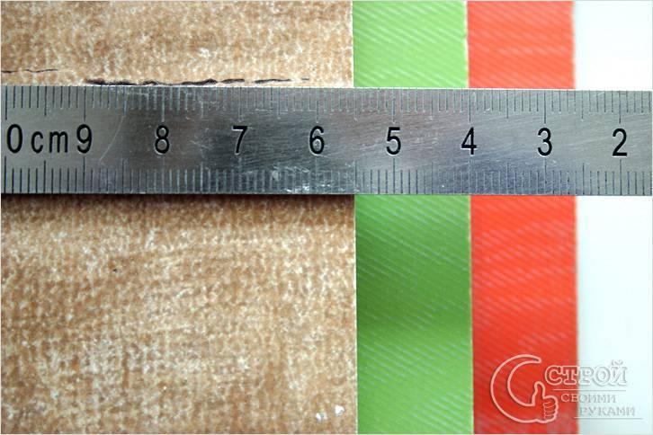 Как подогнать по размеру керамическую плитку