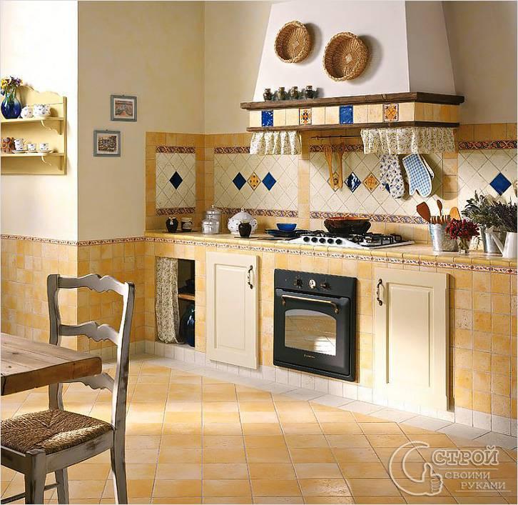 Керамика для кухонного пола