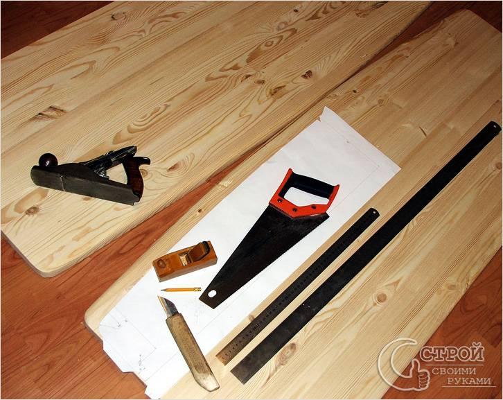 Материал для изготовления кровати
