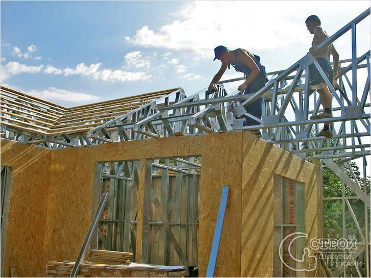 С чего начать строительства дома своими руками 27
