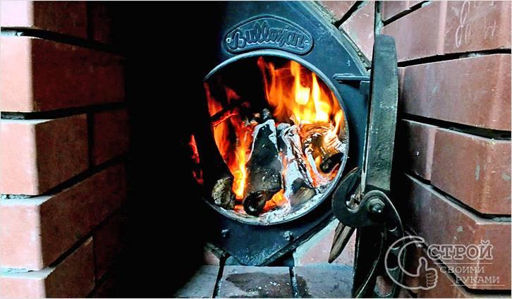 Как сделать печь из булерьяна 449