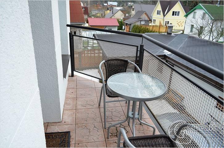 Чем покрыть пол на балконе - напольное покрытие балкона.