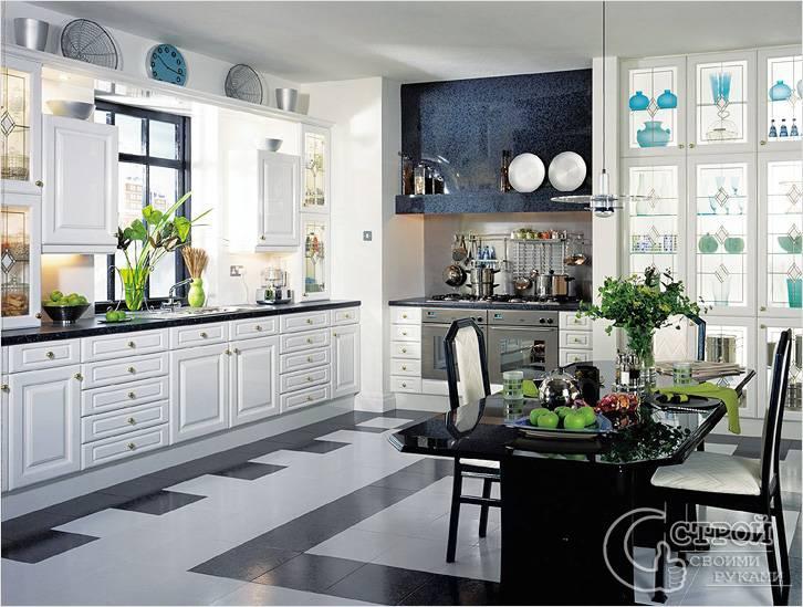 Подготовка к выбору мебели для кухни