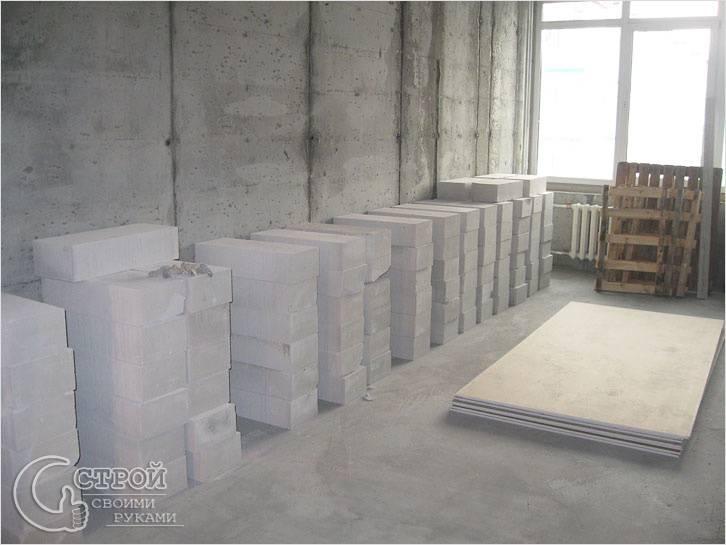 Подготовка стен под гипсокартон