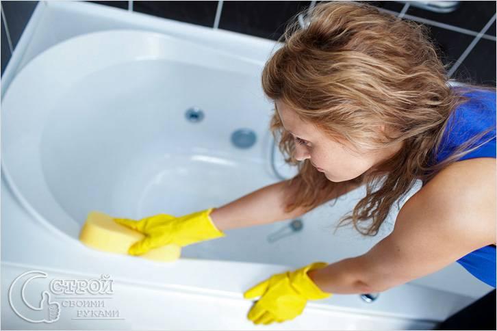 Как прочистить засор в ванной: практические советы - чем