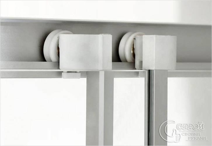 Роликовый механизм для ванной