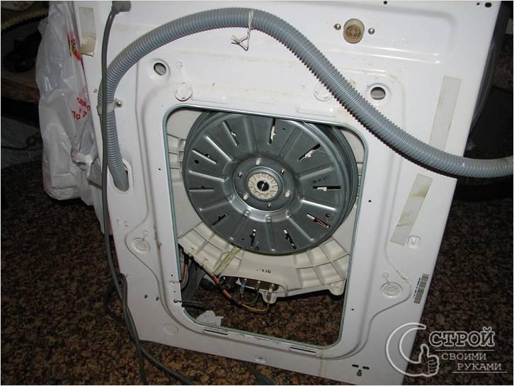 Сливной шланг стиральной машины