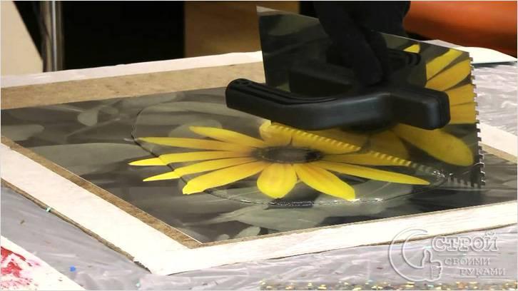 Технология изготовления наливного пола своими руками