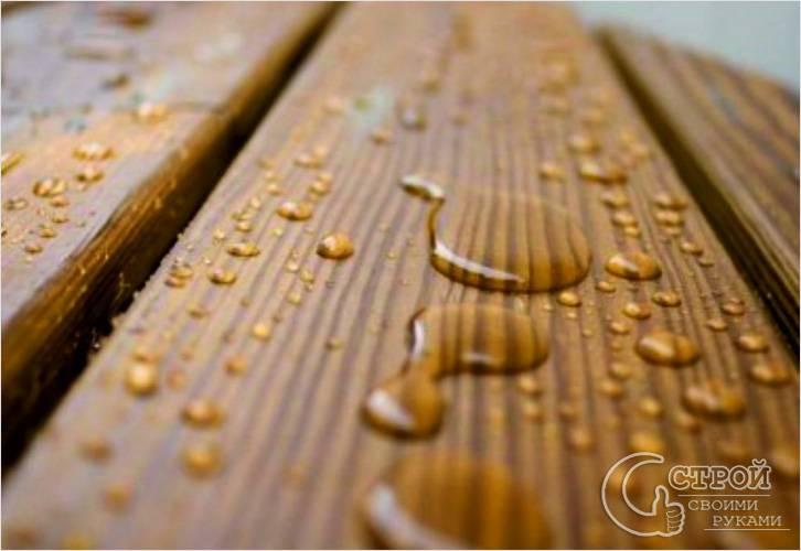 Условия повышенной влажности