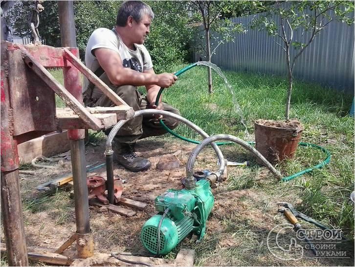 Гидробурение скважины для воды видео