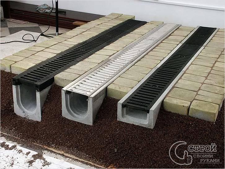 Ливневая канализация своими руками - как сделать ливневую канализацию